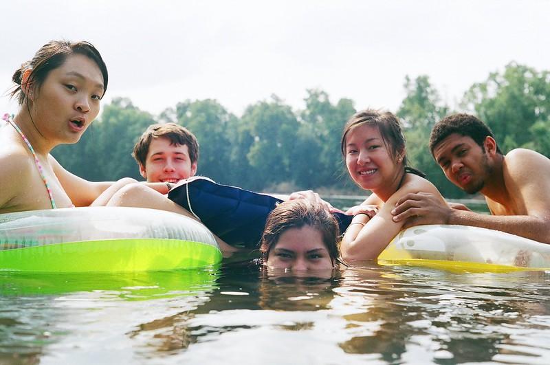 Cabin Trip Summer 2014