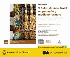 Invitacion X Salón Jose Hernandez 2014