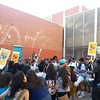 Rally for racial justice in South Central #losangeles. #mikebrown
