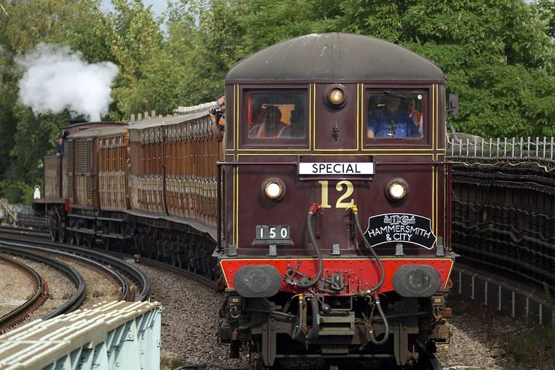 Chiswick Park Steam Return 2