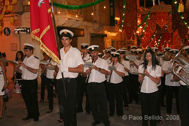 Banda musical. © Paco Bellido, 2008