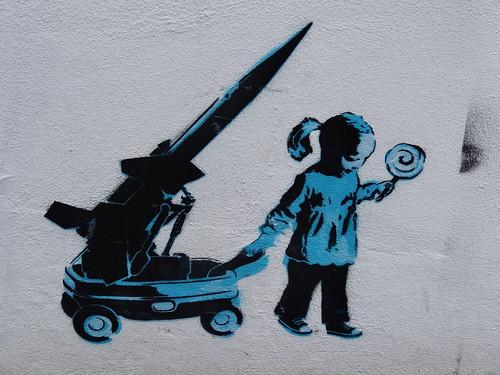 016 - Fake Banksy