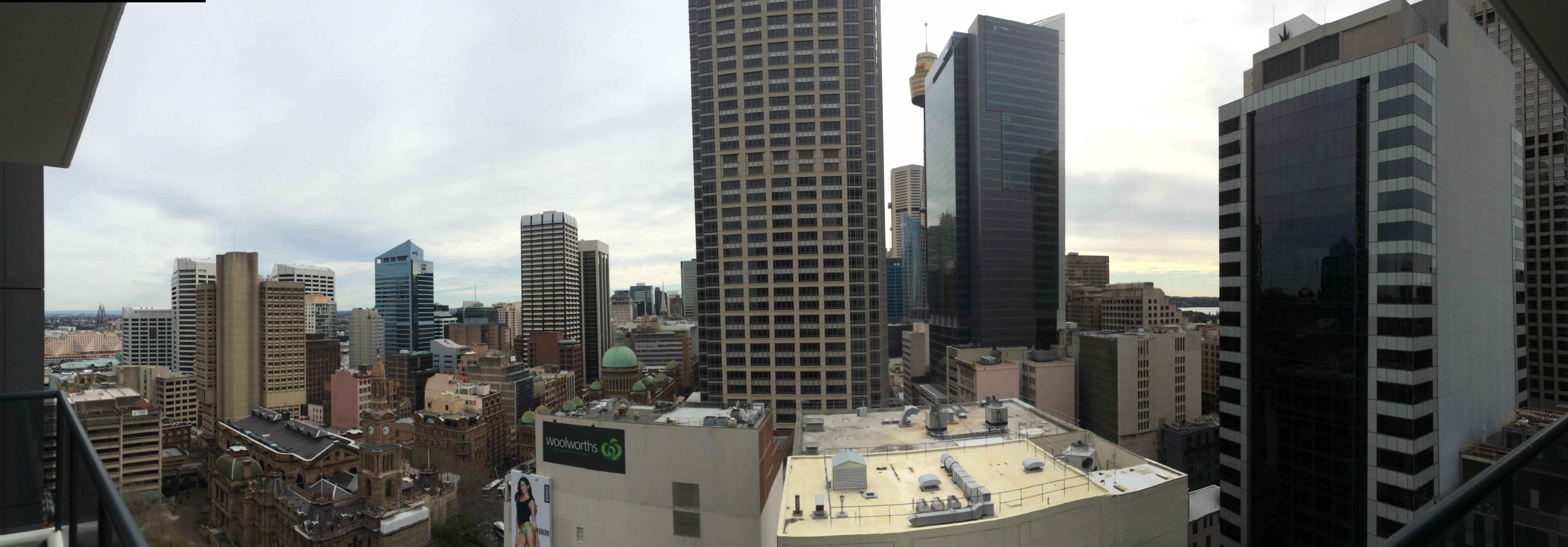 Sydney Metro View