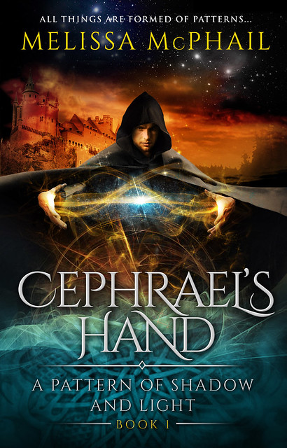 Cephrael's Hand - NEW COVER