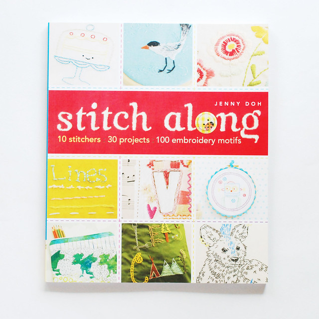 Stitch Along Book Review