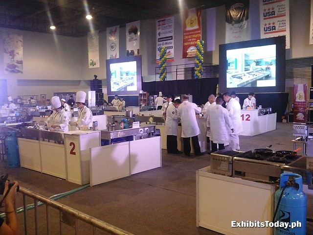 2014 Philippine Culinary Cup Savory Team Challenge
