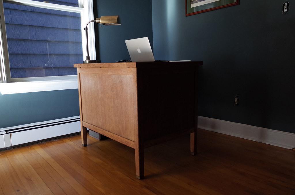 Desk Natural Light