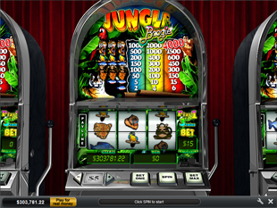 Jungle Boogie slot game online review