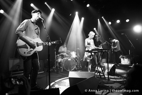 The Rosebuds @ The Independent, SF 8/26/14