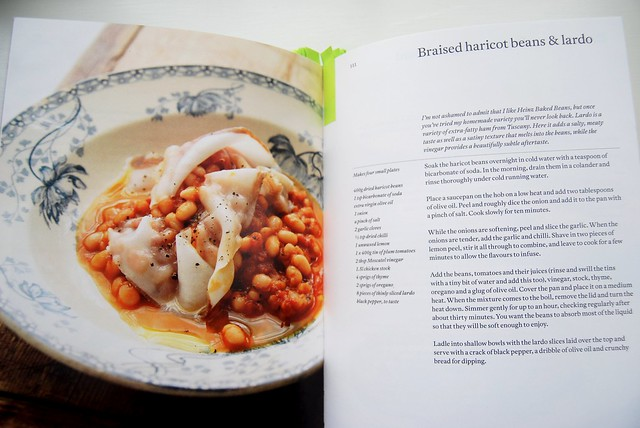 Beans & Lardo by Florence Knight