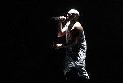 Kanye West at Made in America