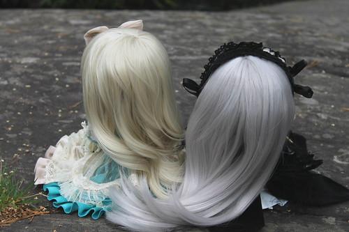 Lucia & Suigintou