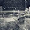 #Tbilisi #Vake #park #kids #fun #blackwhite