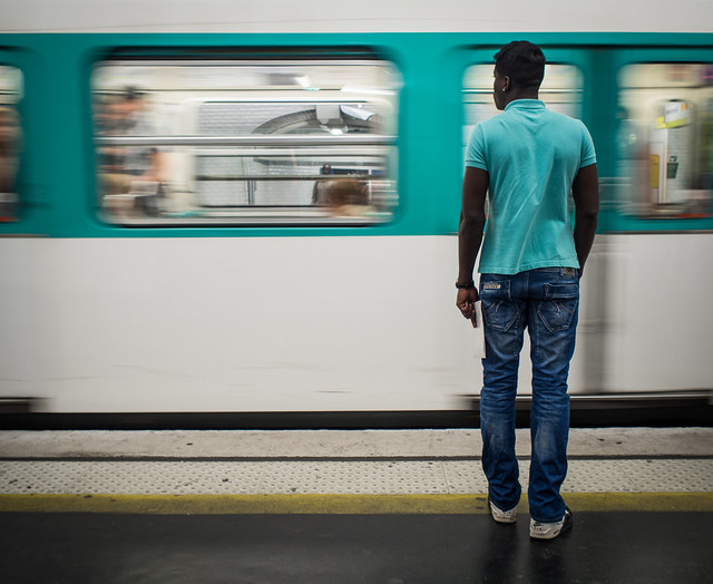 Turquoise Parisienne