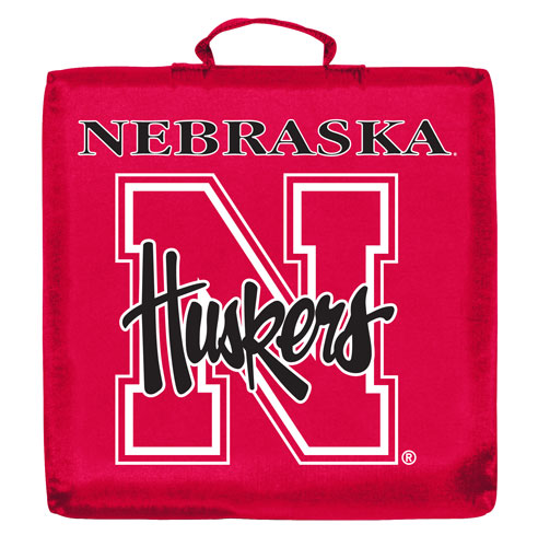Nebraska Huskers Stadium Cushion