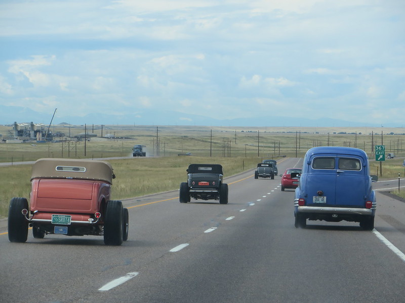 Old Cars, Nebraska