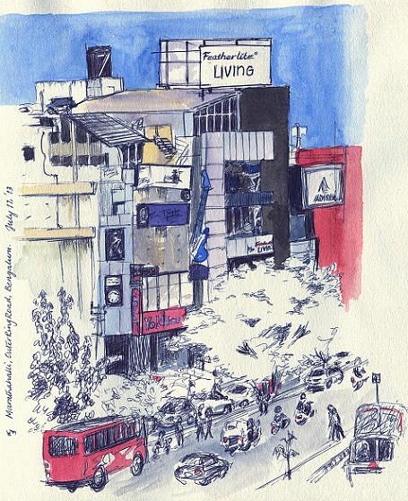 Shops @ Marathahalli