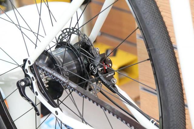 Shand Gates Carbon Drive Eurobike 2014