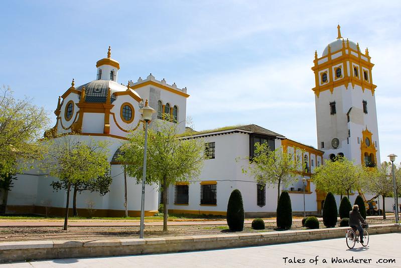SEVILLA - Pabellón de Argentina