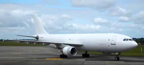 D-AEAF Airbus A300B4-622R 18-08-2014 cargo