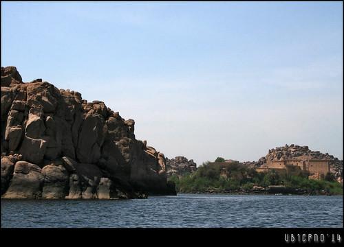 In the Aswan Dam