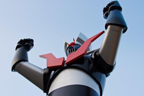 Mazinger Z (10m statue)