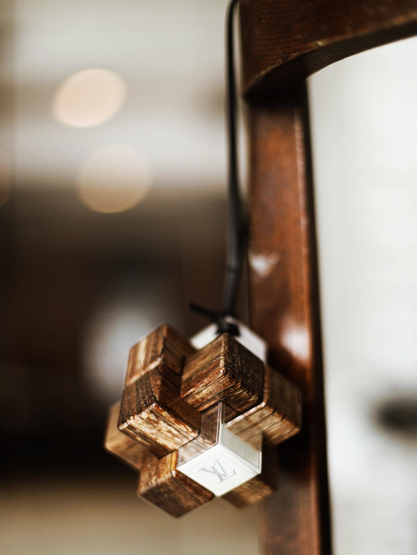 vuitton cube