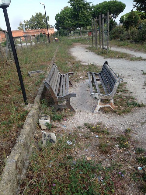 Sopralluogo Parco via Tenuta di Torrenova 7