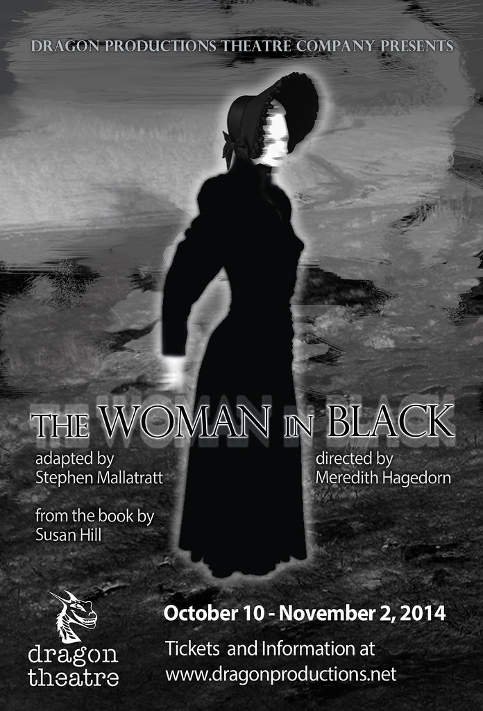 The Woman In Black - Oct 2014