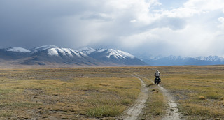 The Pamirs, Part 1: To Zorkul Nature Reserve