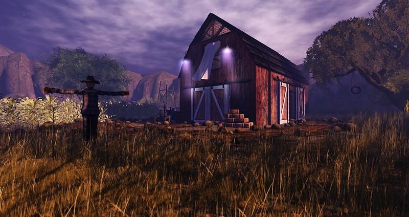 A Farmhouse Wedding Awaits....