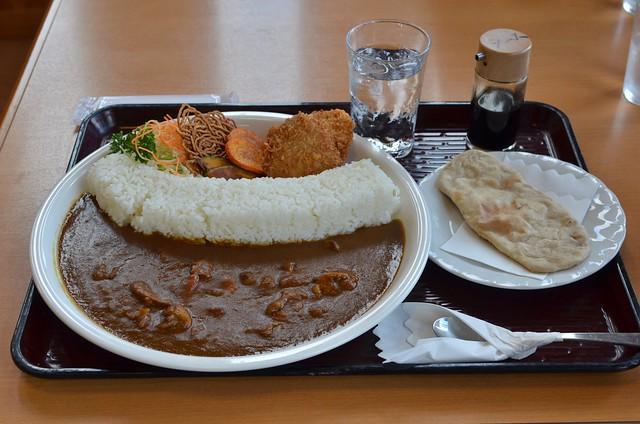 長野県大町散策 ダムカレー 2014年9月16日