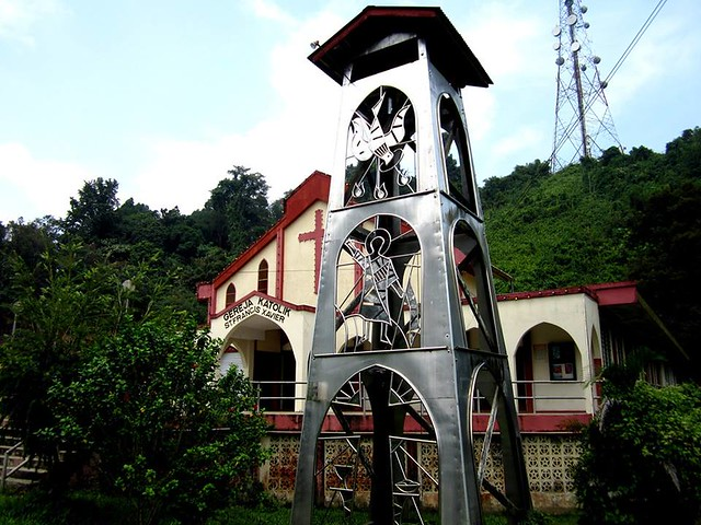 St Francis Xavier's Church, Kanowit