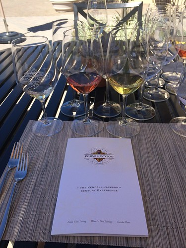 Kendall-Jackson winery in Sonoma