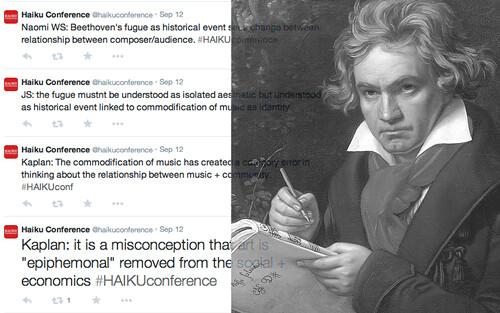 Tweeting-Beethoven