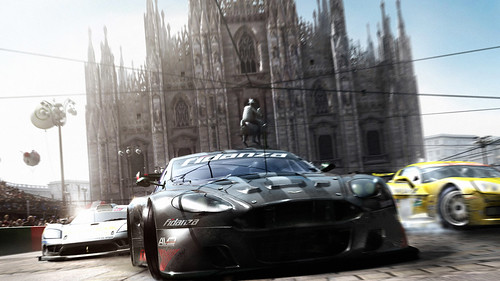 3d Car Racing Games Wallpaper