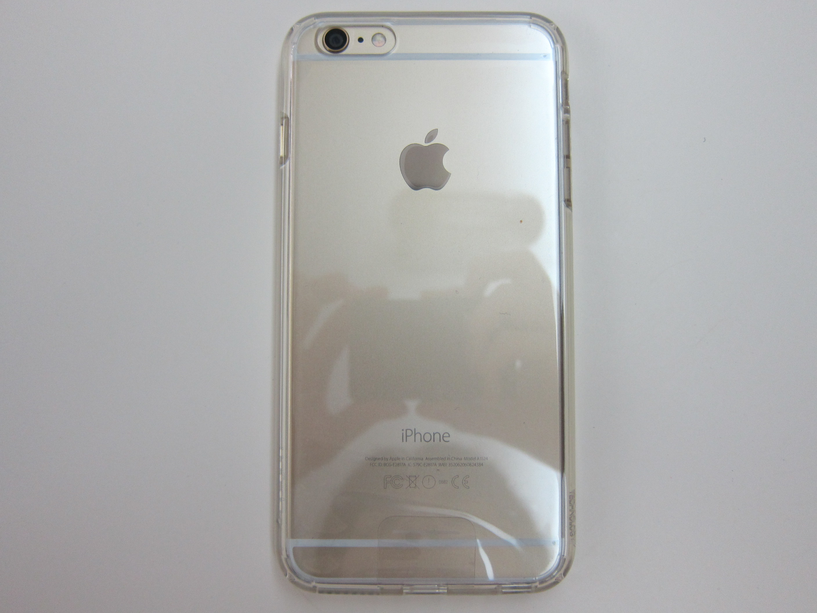custodia spigen iphone 6s plus