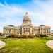 Idaho State Capital by Thomas Hawk