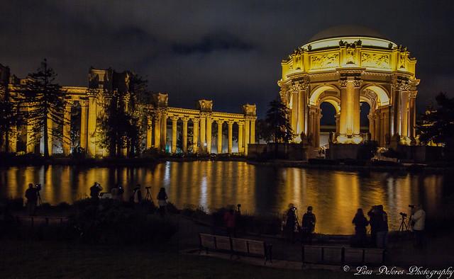 PALACE OF FINE ARTS-