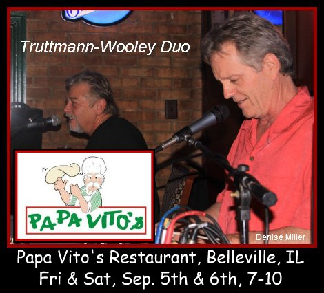 Truttmann-Wooley Duo 9-5, 9-6-14