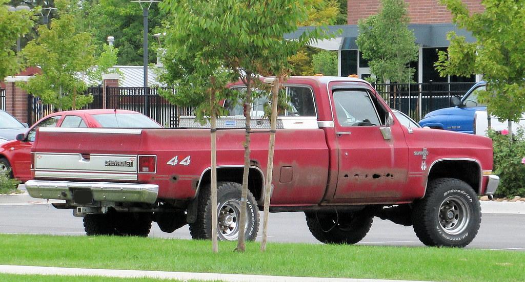 Old Chevy Truck >> Eyellgeteven's most recent Flickr photos | Picssr