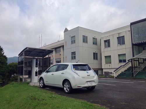 仙北市役所田沢湖庁舎