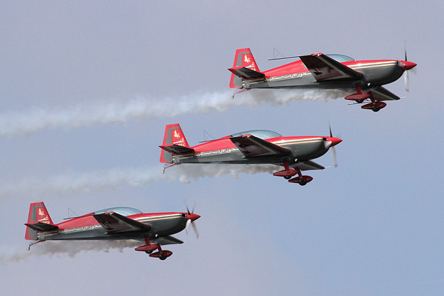 Jordanian Falcons