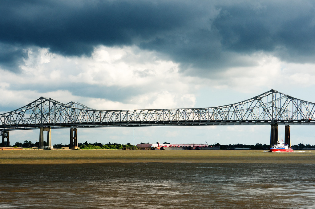 Storm on the Mississippi