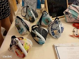 CIRCLEG WESHARE DESIGN MART K11 2014 小說神奇之處 化文字爲圖畫 設計 市集 香港 尖沙咀 (19)