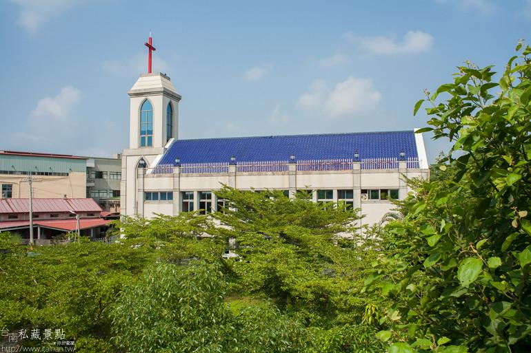 台南私藏景點-南化長老教會 (3)