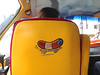 "WienerMobile seats (driver & HotDogger ""Jess Cooking"")"