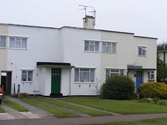 Silver End,  Essex