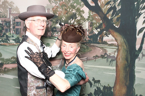 "Members' Preview Party Photo Booth, ""The Making of Gone With The Wind"""