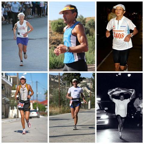 Lizzie Hawker, Γιάννης Κούρος, Sumie Inagaki, Scott Jurek, Marcus Thallman, Κώστας Ρέππος είναι κάποια από τα ιστορικά ονόματα αθλητών του Σπαρτάθλου!